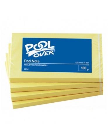 Blocco Adesivo Pool Over 76x127 Conf. 12 Pezzi