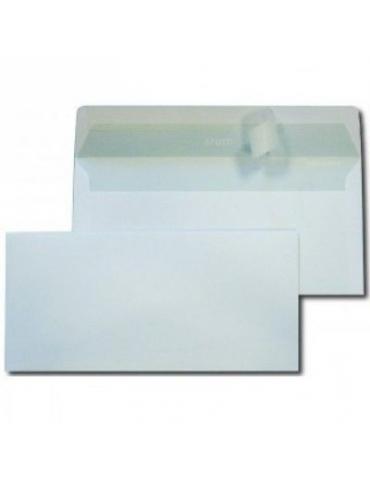 Busta Edera 11x23 con Strip Adesivo S/Fin Conf. 25 Pezzi