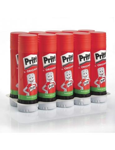 Colla Stick Pritt 43 gr. Conf. 10 Pezzi