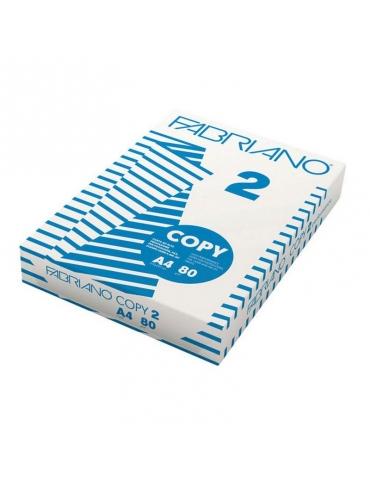 Risma Fabriano Copy 2 Bianca A4 500 Fogli