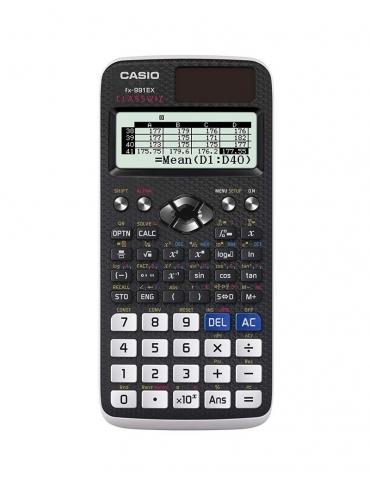 Calcolatrice Scientifica Casio Display LCD ad Alta Risoluzione 552 Funzioni