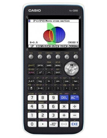 Calcolatrice Grafica Casio Display Alta Risoluzione 3D