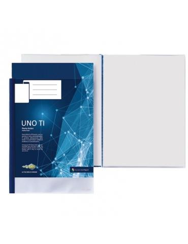 Portalistino Personalizzabile Uno Ti 22x30 Conf. 24 Buste