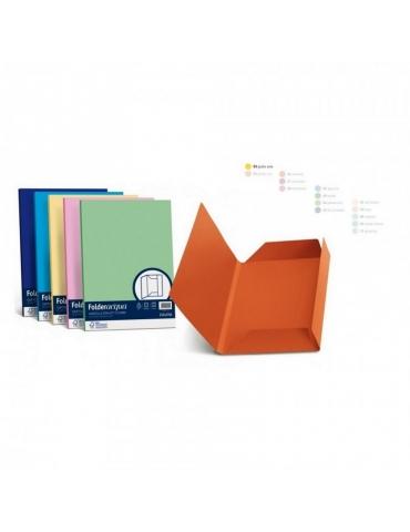 Folder 3 Lembi Favini 25x35 Mix 5 Colori Conf. 25 Pezzi