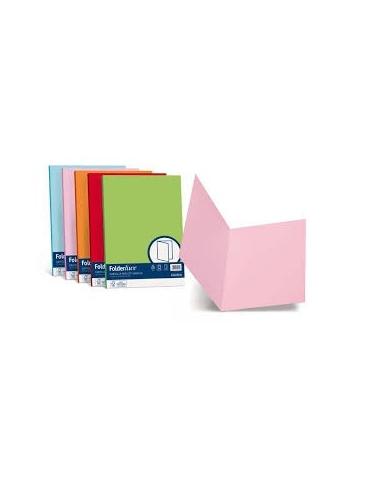 Folder Semplice Favini 25x35 Mix 5 Colori Conf. 50 Pezzi