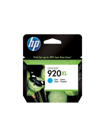 Cartuccia Stampante HP 920XL Ciano