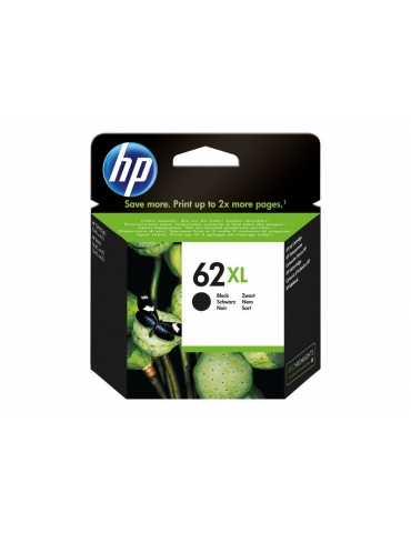 Cartuccia HP 62 XL Nero
