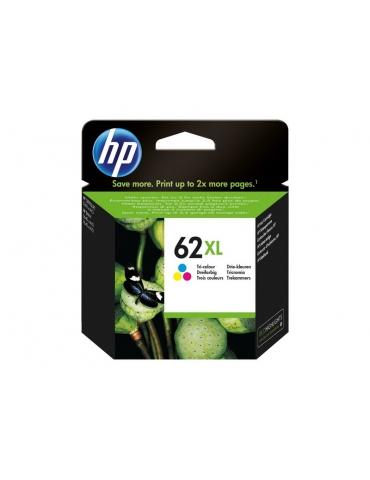 Cartuccia Stampante HP 62 XL Tricromia