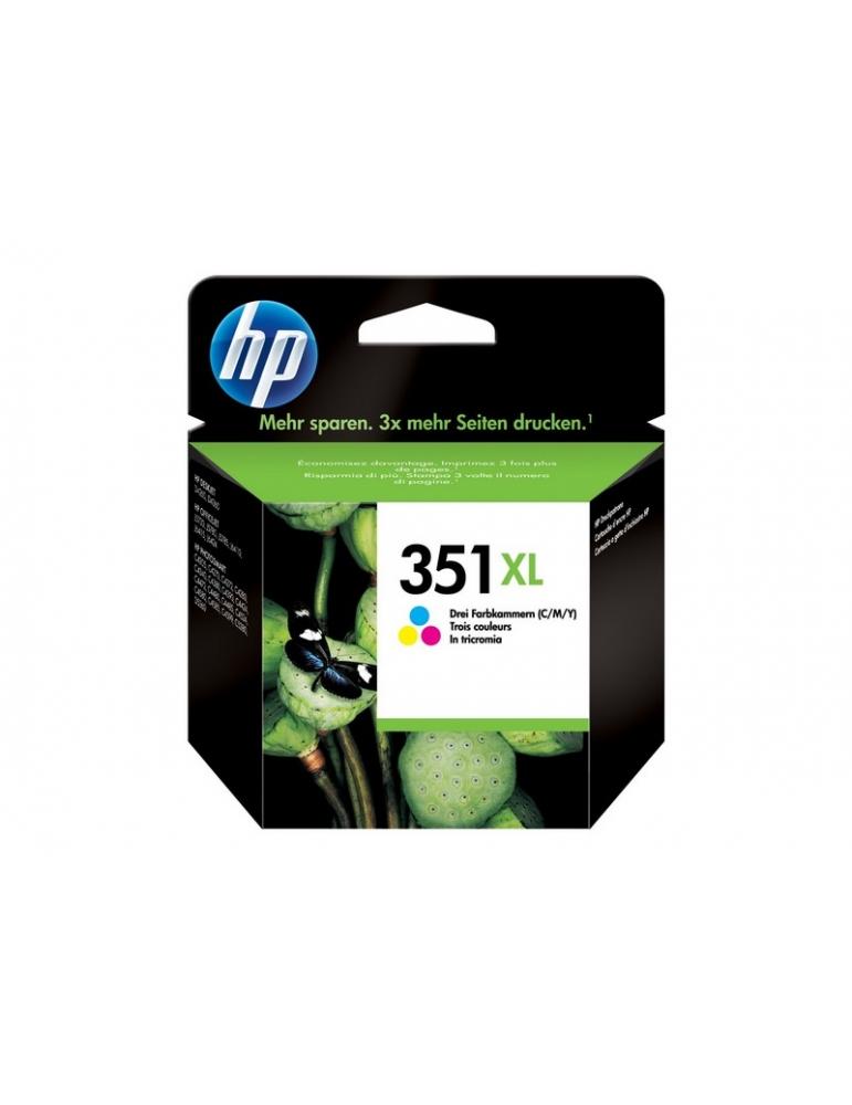 Cartuccia Stampante HP 351XL Tricromia (CMY)