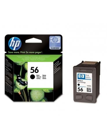 Cartuccia Stampante HP 56 Nero