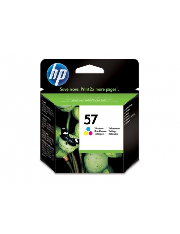 Cartuccia Stampante HP 57 Tricromia (CMY)