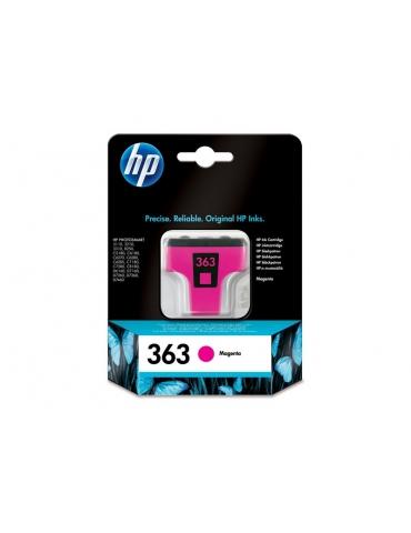Cartuccia Stampante HP 363 Magenta