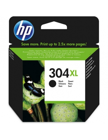 Cartuccia HP 304 XL Nero
