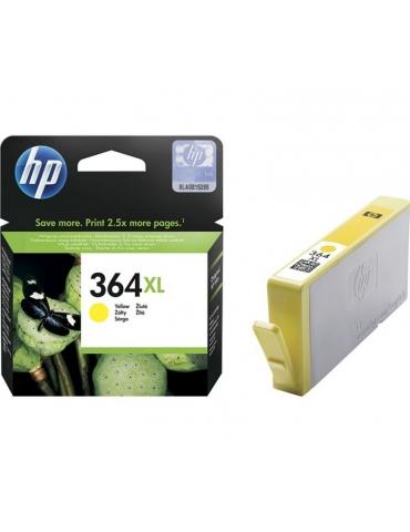 Cartuccia Stampante HP 364 XL Giallo