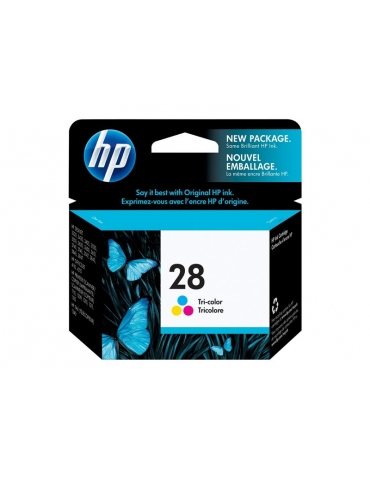 Cartuccia Stampante HP 28 Tricromia (CMY)