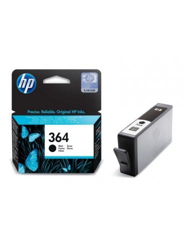 Cartuccia Stampante HP 364 Nero