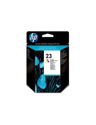 Cartuccia Stampante HP 23 Tricromia (CMY)