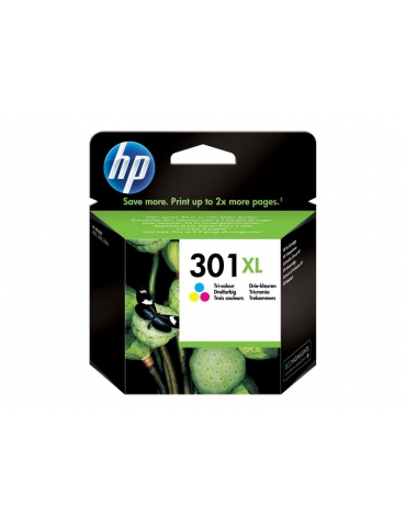 Cartuccia Stampante HP 301XL Tricromia (CMY)