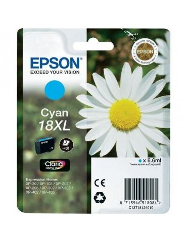 Cartuccia Stampante Epson 18XL Ciano
