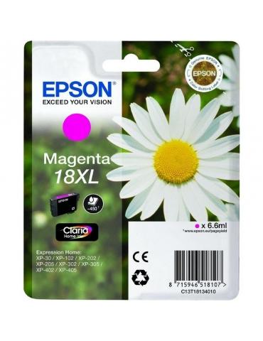 Cartuccia Stampante Epson 18XL Magenta