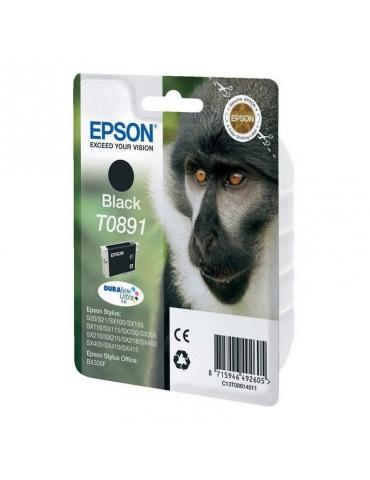 Cartuccia Stampante Epson T0891 Nero
