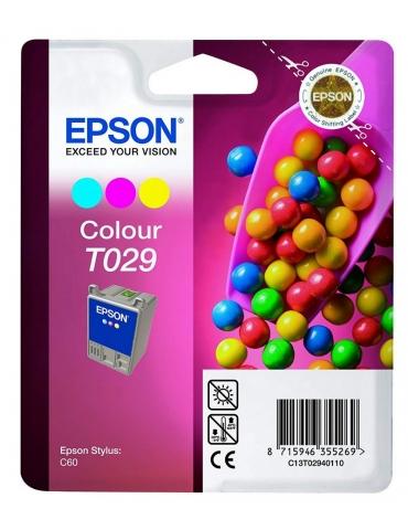 Cartuccia Stampante Epson T029 3 Colori (CMY)