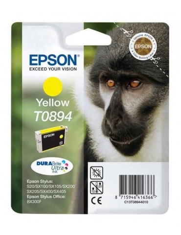 Cartuccia Stampante Epson T0894 Giallo
