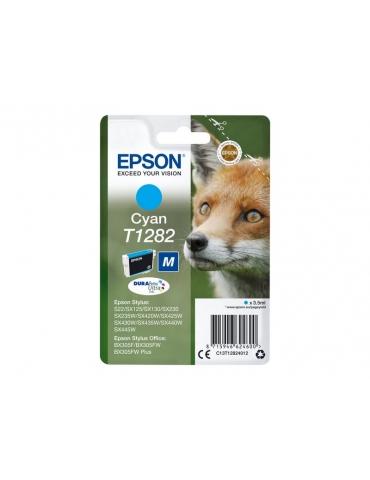 Cartuccia Stampante Epson T1282 Ciano