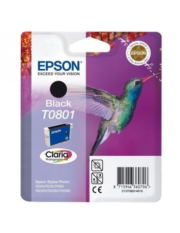Cartuccia Stampante Epson T0801 Nero