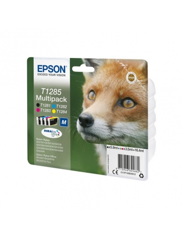 Cartuccia Stampante Epson T1285 Multipack