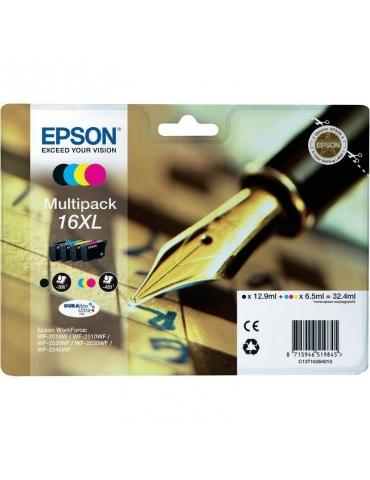 Cartuccia Stampante Epson T16XL Multipack