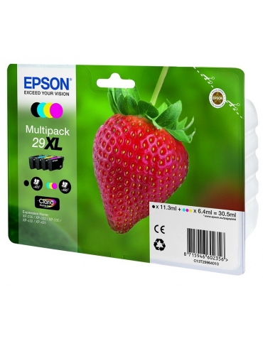 Cartuccia Stampante Epson T29XL Multipack