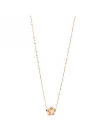 Collana Donna Brosway Epsilon Oro Rosa