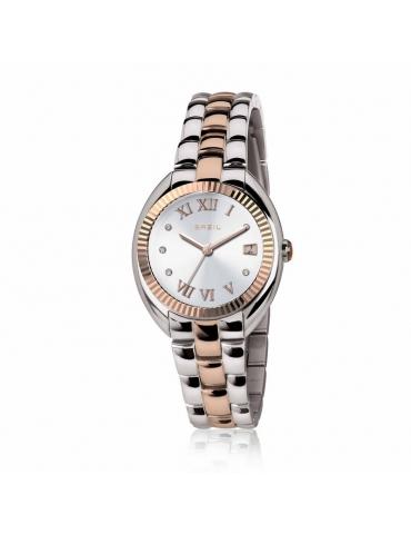 Orologio Donna Breil Claridge Acciaio/Oro Rosa
