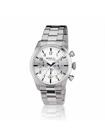 Orologio Uomo Breil Classic Elegance Silver