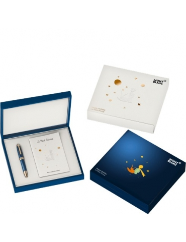 Set Happy Holiday Meisterstuck Stilografica Le Petite Prince