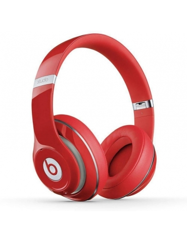 Cuffie Beats Studio Wireless Rosse