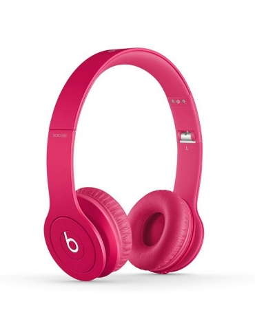Cuffie Beats by Dr.Dre Solo HD Matte Pink