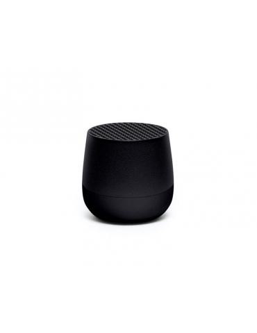 Mini Speaker Lexon Design Mino Nero