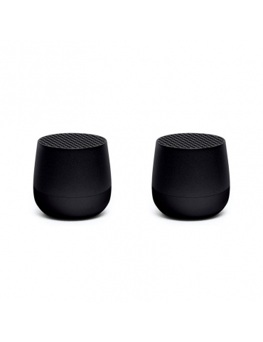Mini Speaker Lexon Design Twin Mino