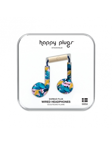 Auricolari Happy Plugs Toco Loco