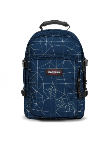Zaino Eastpak Provider Cracked Blue