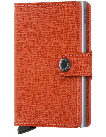 Portacarte Secrid Miniwallet Crisple Orange