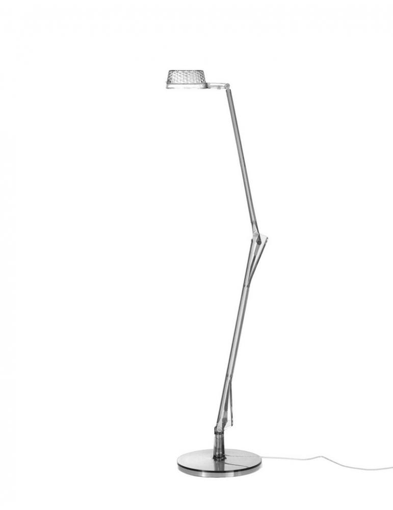 Lampada Da Tavolo Kartell Aledin DEC Cristallo - Mega 1941