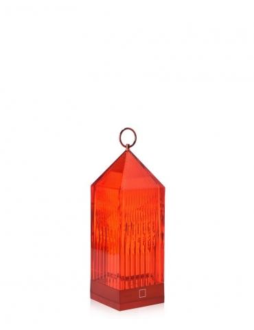 Lampada da Tavolo Kartell Lantern Rossa