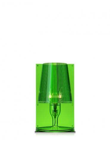 Lampada Kartell Take Verde