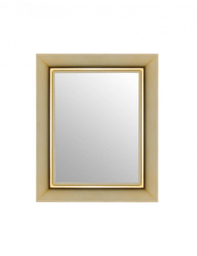 Specchio Kartell Francois Ghost Oro