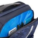 Trolley Cabina Piquadro Ultra Slim Blu