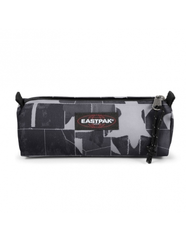 Astuccio Eastpak Benchmark Cracked Dark