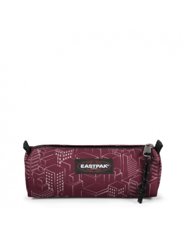 Astuccio Eastpak Benchmark Merlot Blocks